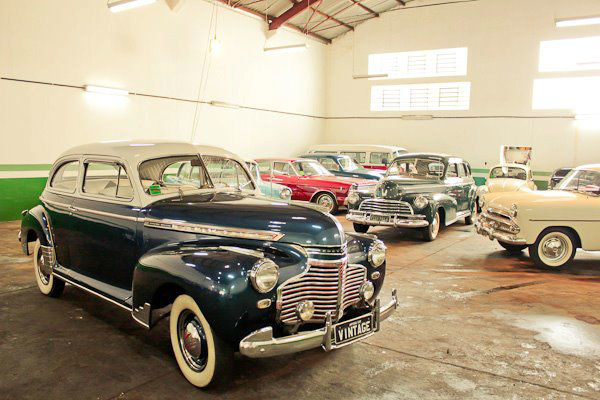 Vintage Car Aluguel de Carros Antigos