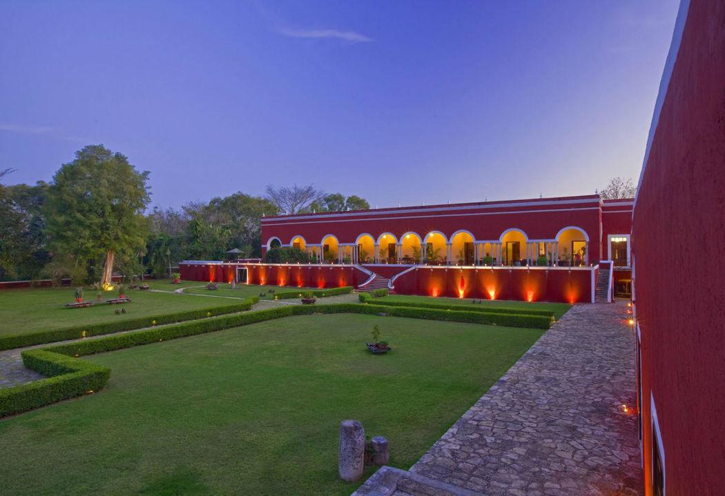 Hacienda Temozón, hotel para celebrar tu boda en Yucatán.