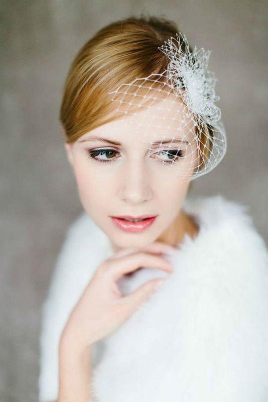 Beispiel: Fascinator, Foto: BelleJulie.