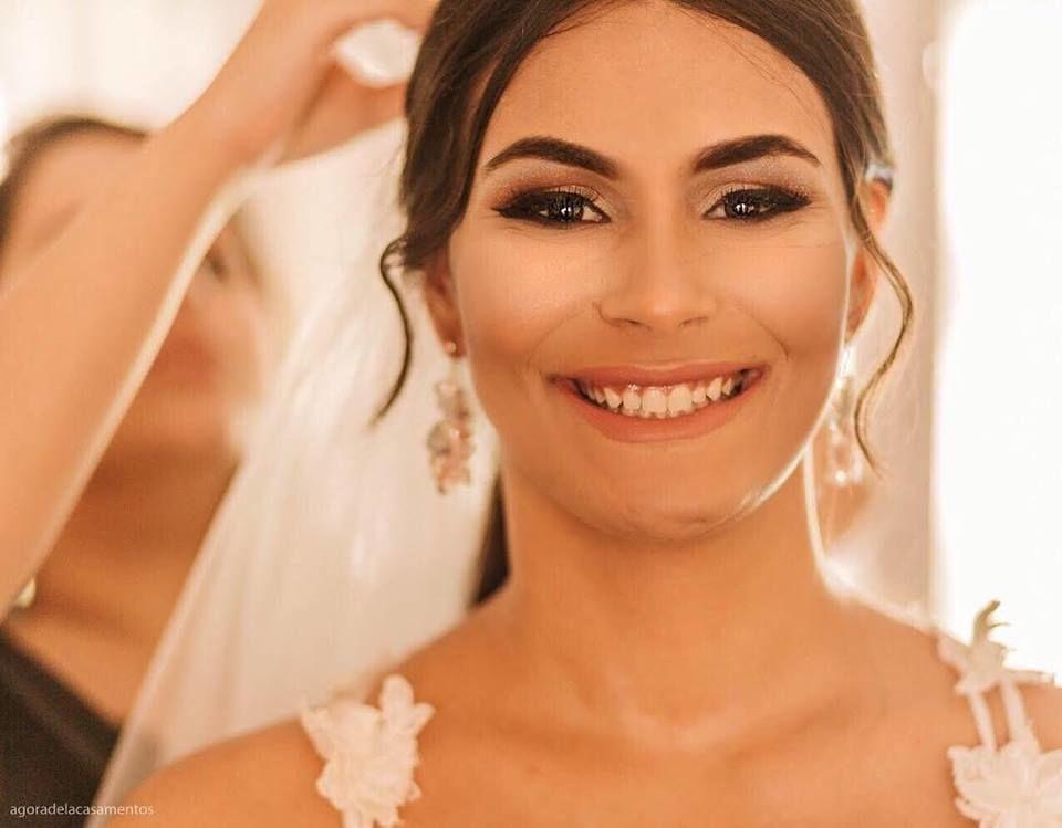 Nathália Magalhães Makeup