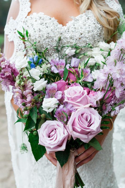Romantic Forest Wedding,