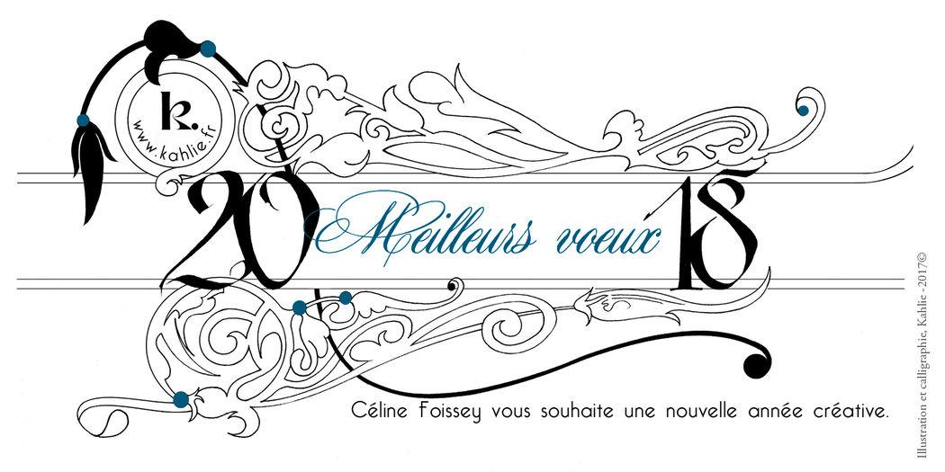 Kahlie Calligraphie