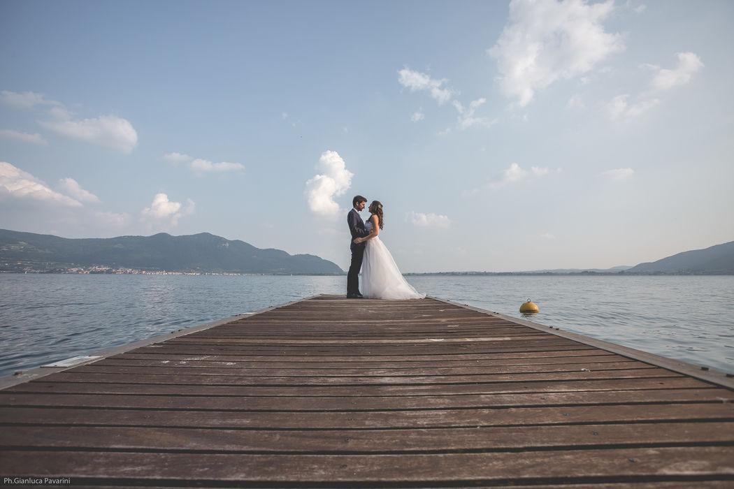 Gianluca Pavarini Fotografia - matrimonio Lago d'Iseo Montisola