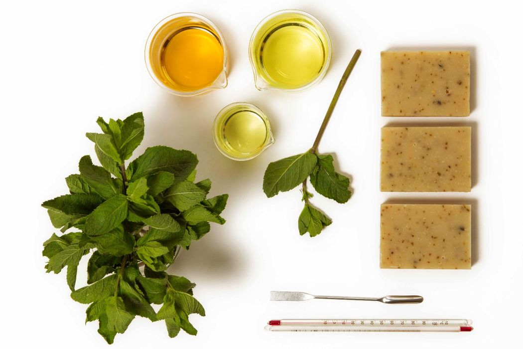 Fresh Soap - menta & albahaca
