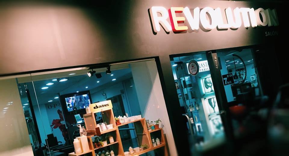 Revolution Salon