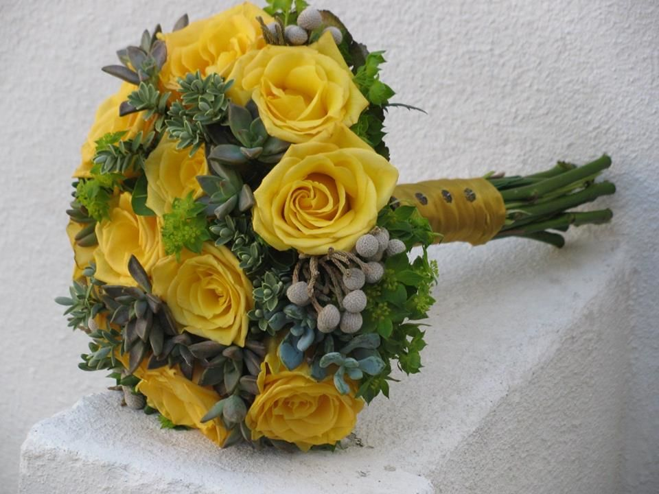 Bouquet de Noiva Suculentas 2