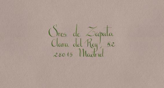 Isabel Padilla & Arte y Caligrafía