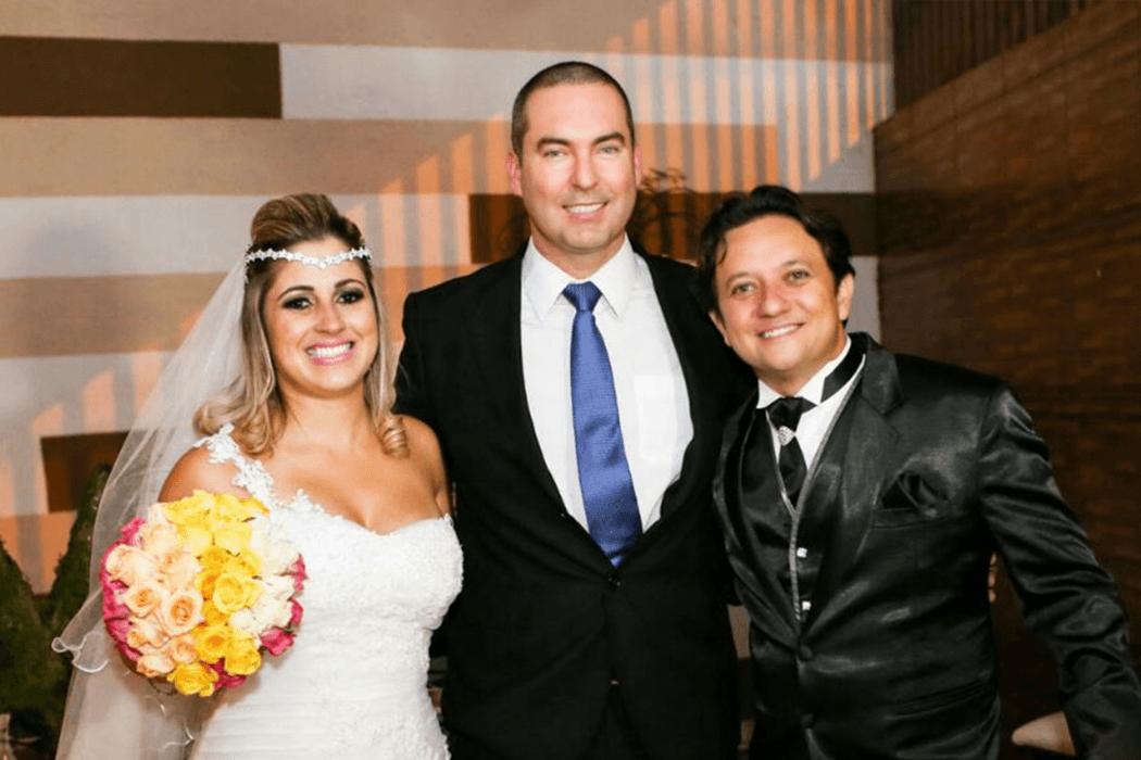 Tony Oliveira - Celebrante