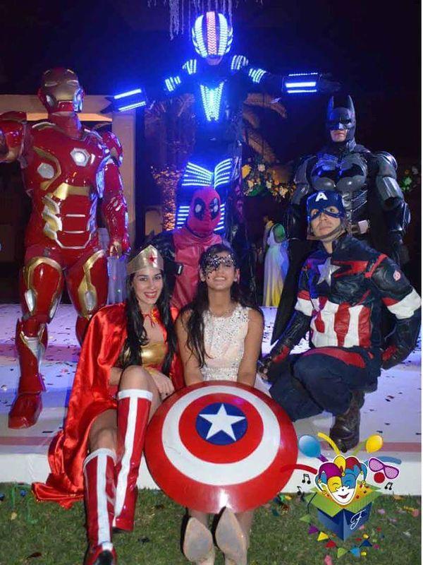 Festilandia Party