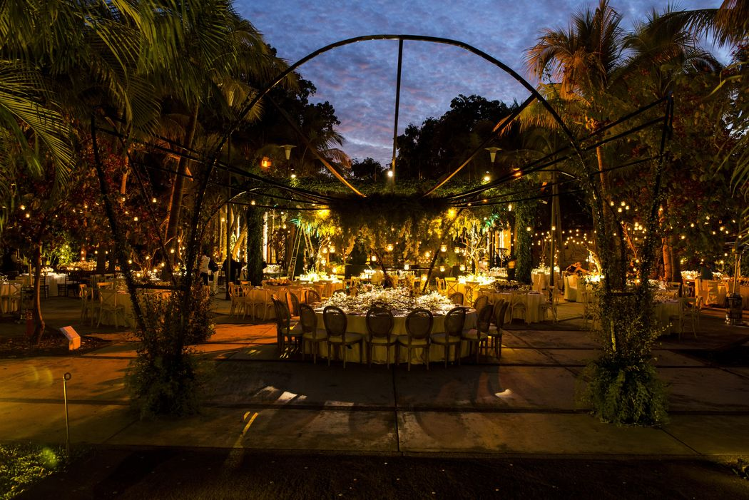 Jard n bot nico culiac n bodas for Centro de eventos jardin botanico