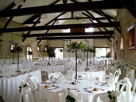 La Grange de Fontenay- la salle
