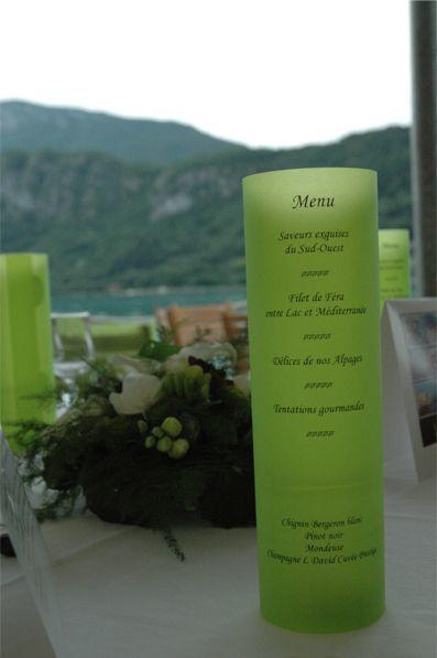 Restaurant L'abri-côtier   Espace lac