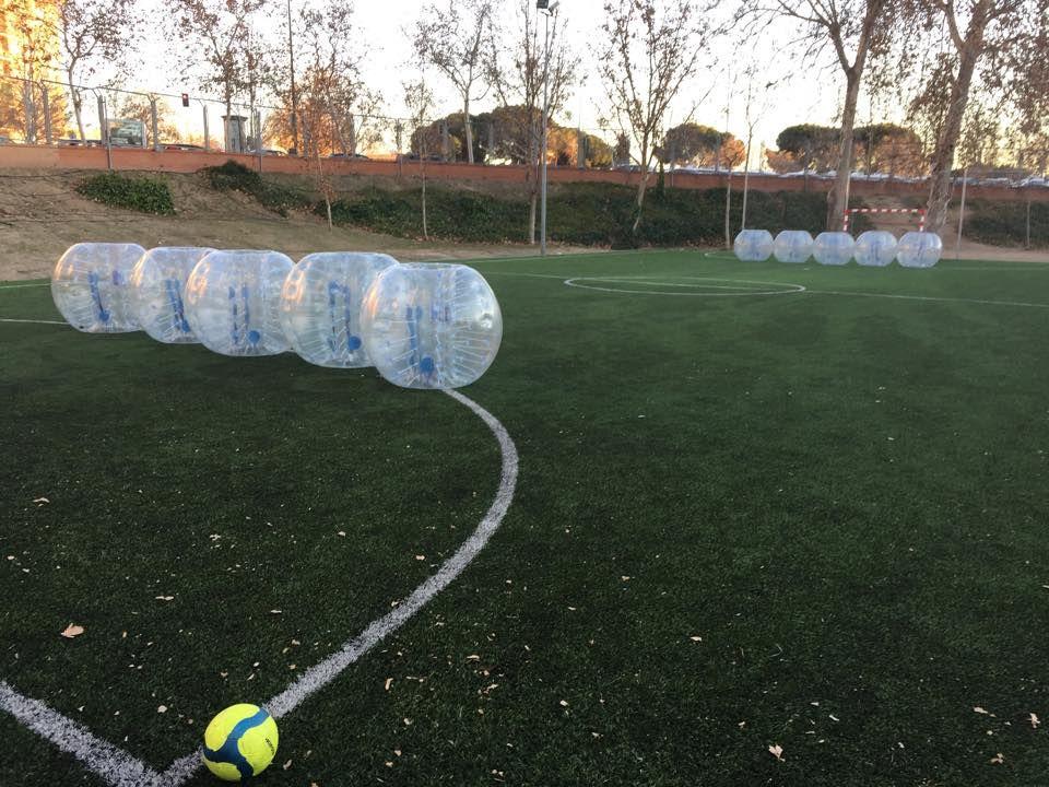 Fútbol Burbuja Madrid