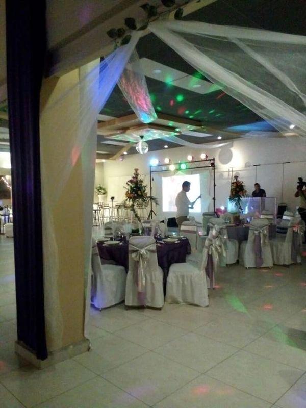 Salón de Eventos y Banquetes Diamatos