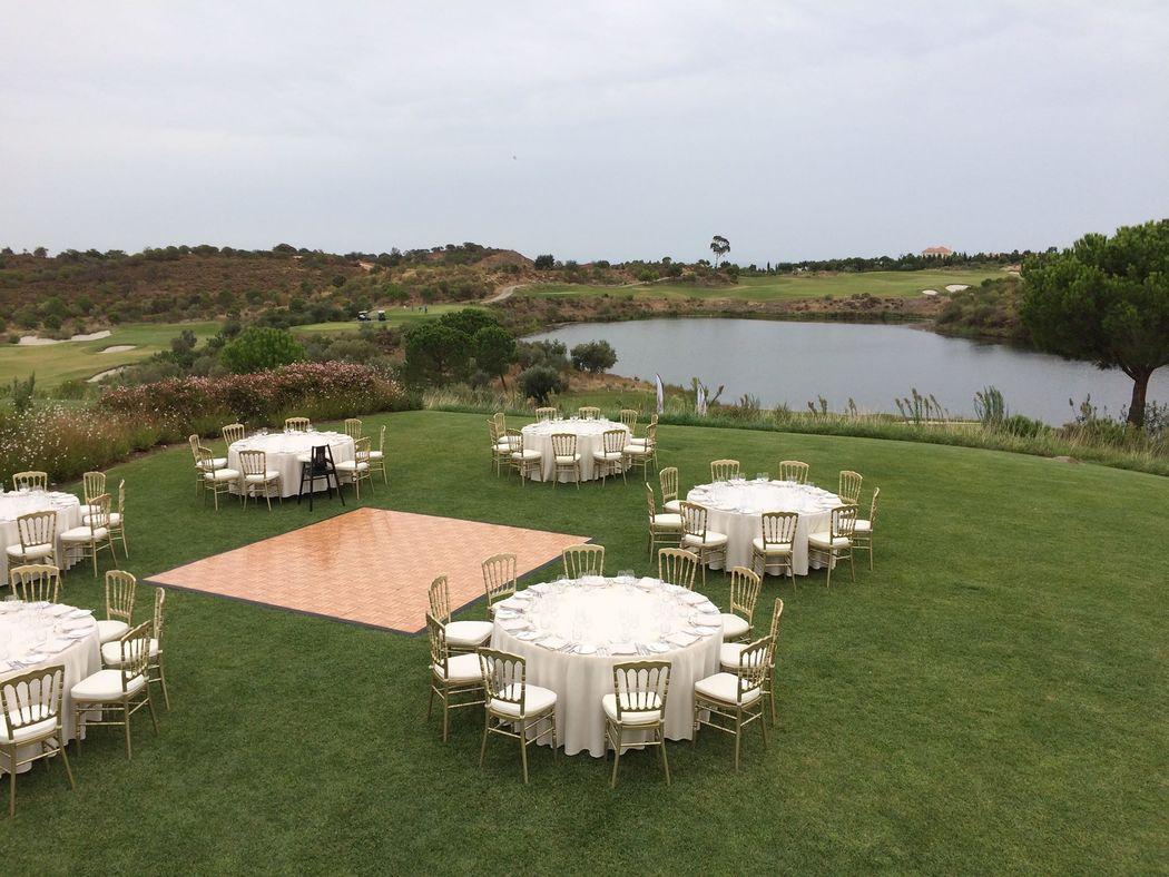 Pista de Madeira Hotel Algarve