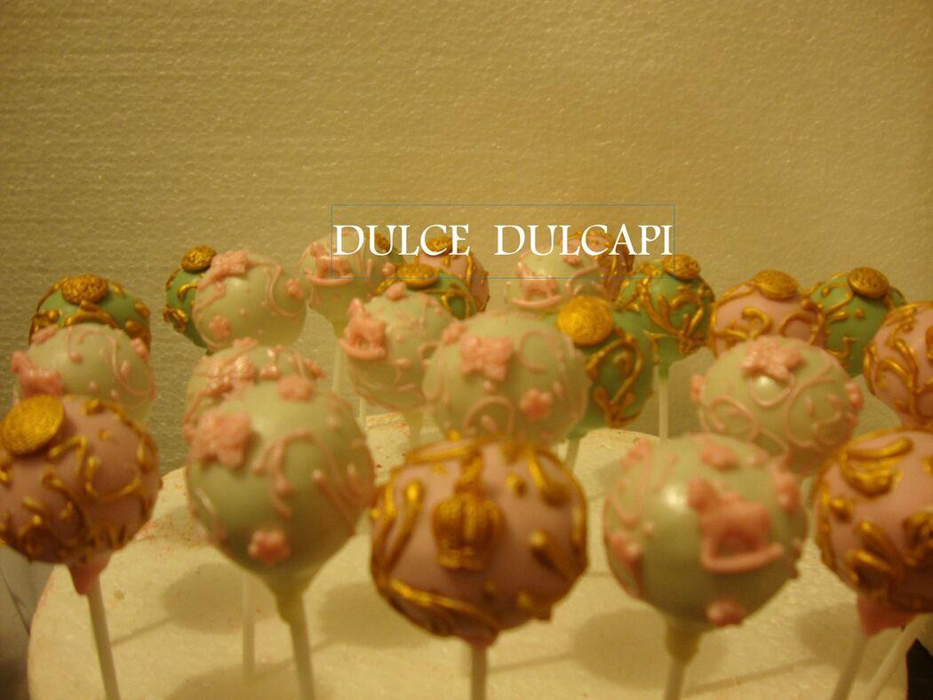 Cake Pops de chocolate diseños variados según la ocasión