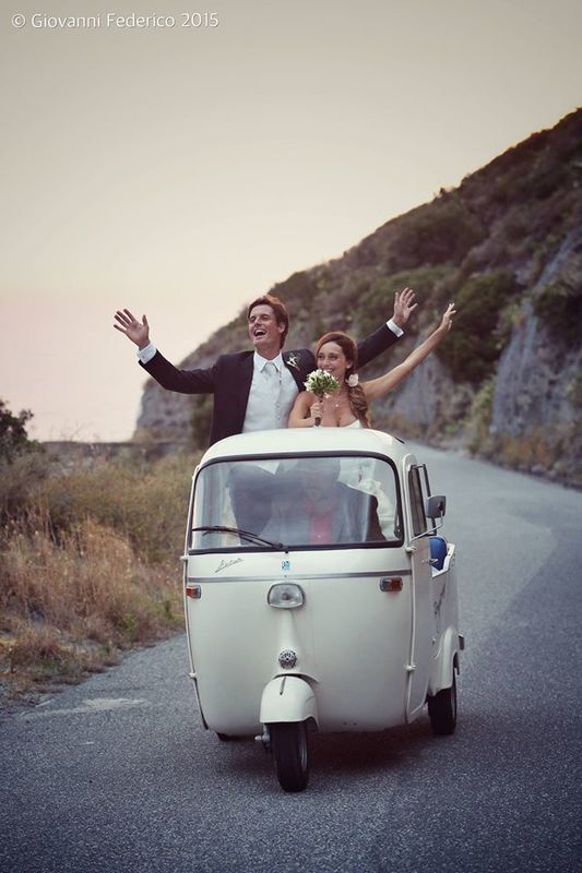Eolie in Love - Wedding in salina