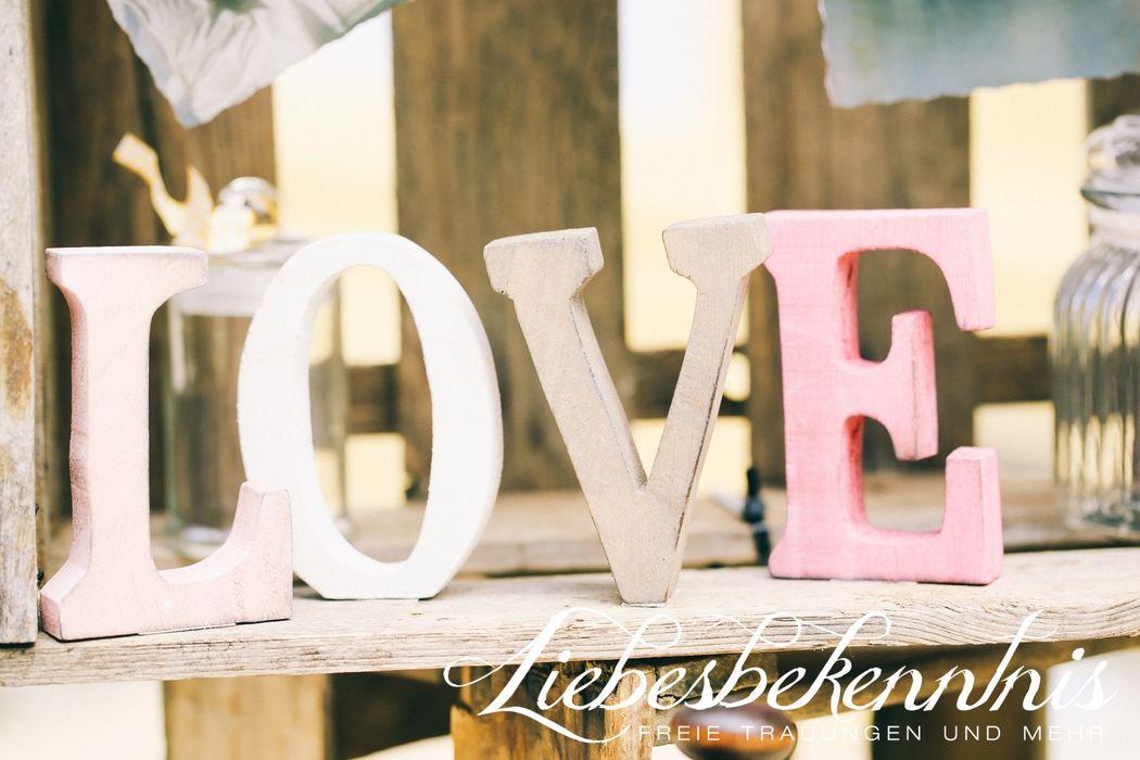 Liebesbekenntnis