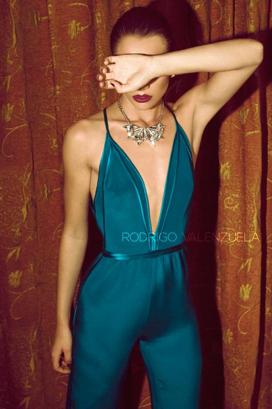 Rodrigo Valenzuela Couture - Vestido de Fiesta