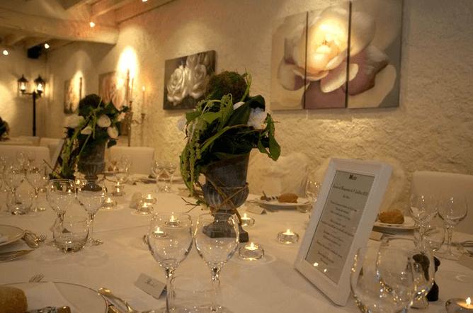 Le Relais Fleuri mariage
