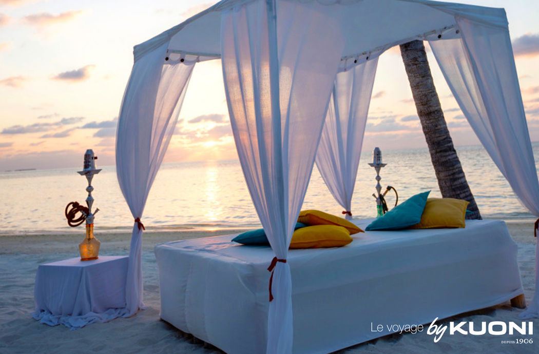 Hôtel LUX* South Ari Atoll, atoll d'Ari, Maldives