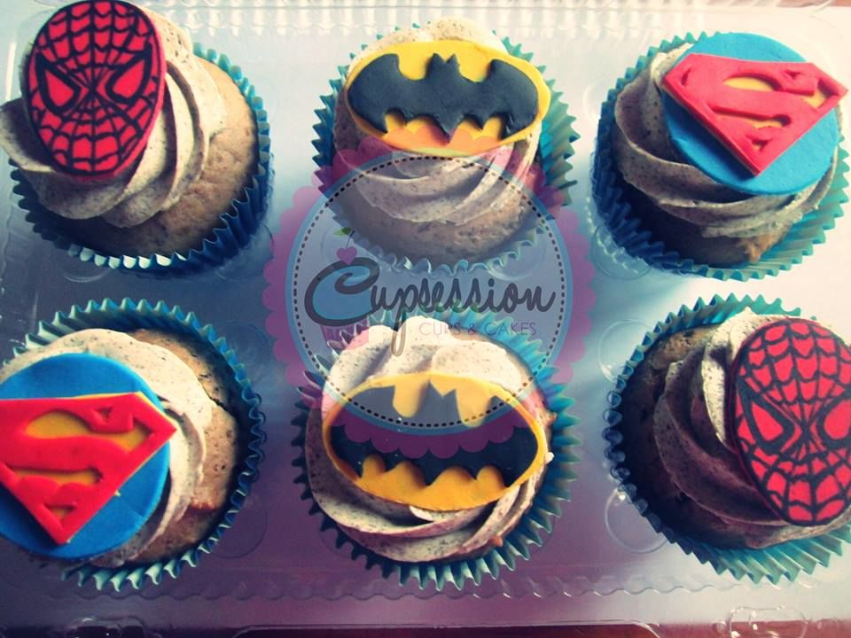 Cupsession Cupcakes