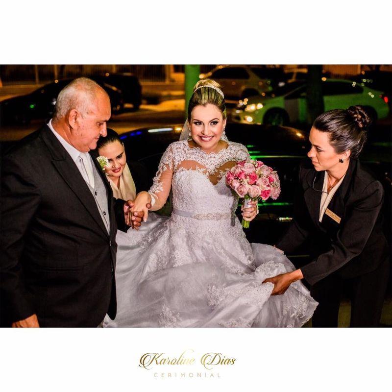 Karoline Dias Cerimonial