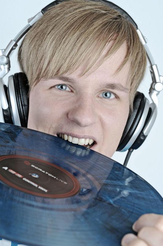 Beispiel: DJ Jenz, Foto: DJ Jenz.