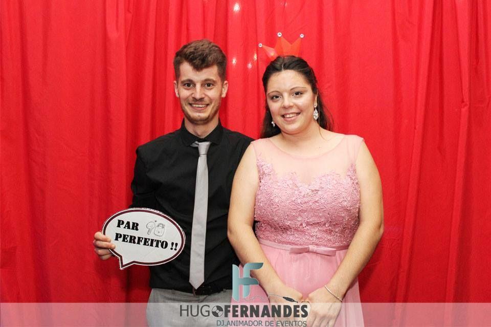 Hugo Fernandes - Dj & Animador de Eventos