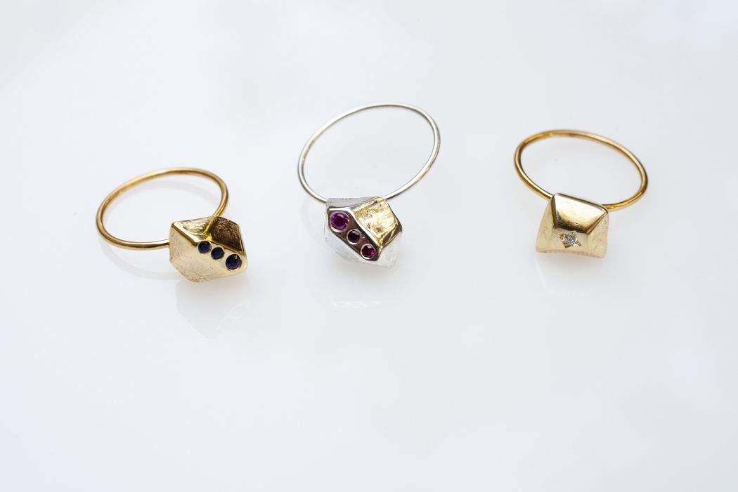 Joana Mota Capitão Jewellery - TALHE Collection
