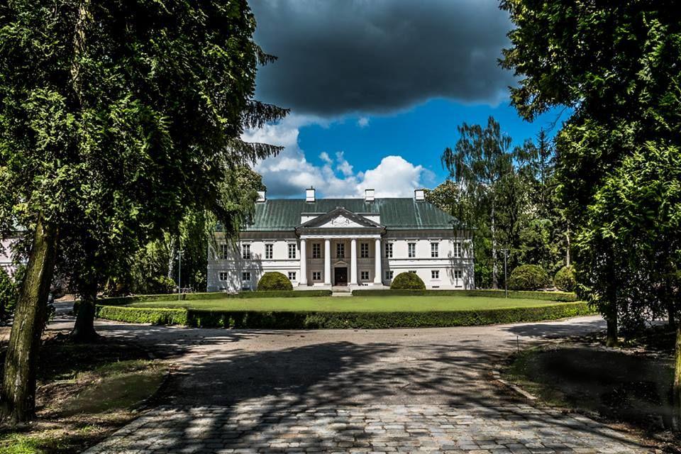 Pałac Mała Wieś 1786