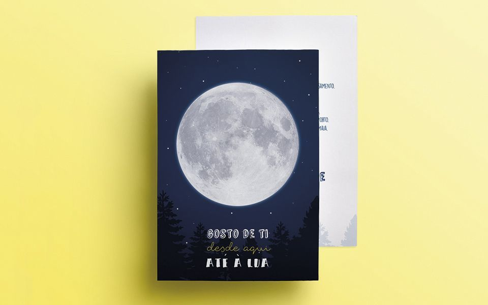 Shine: moon