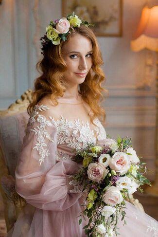 Свадебный флорист Виктория Савинова