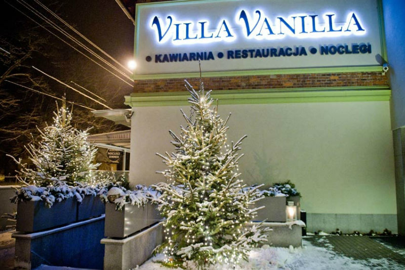 Wesele w Villa Vanilla
