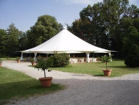 Gazebo nel parco - Villa Isolani alla Quaderna