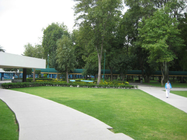 Parque Asturias