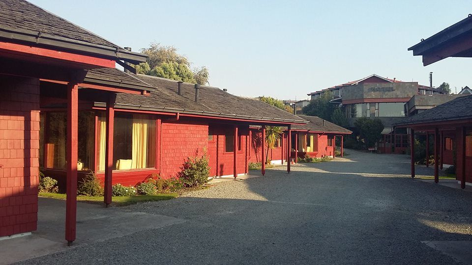 Hotel y Centro de Convenciones Los Alerces