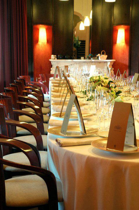 Restaurante de la Torre del Remei. Salón Privado.