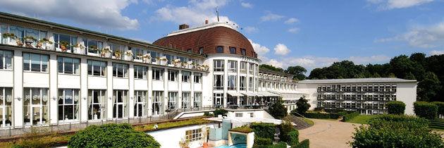 Beispiel: Frontansicht, Foto: Park Hotel Bremen.