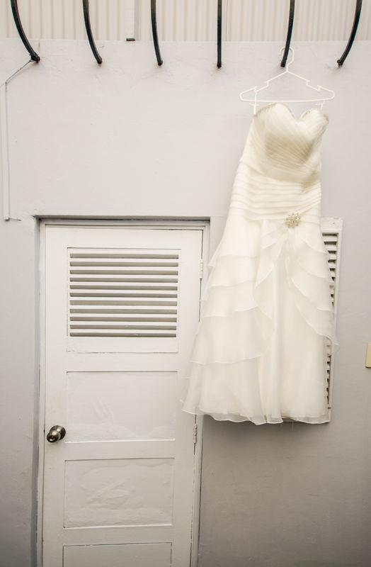 listo el vestido