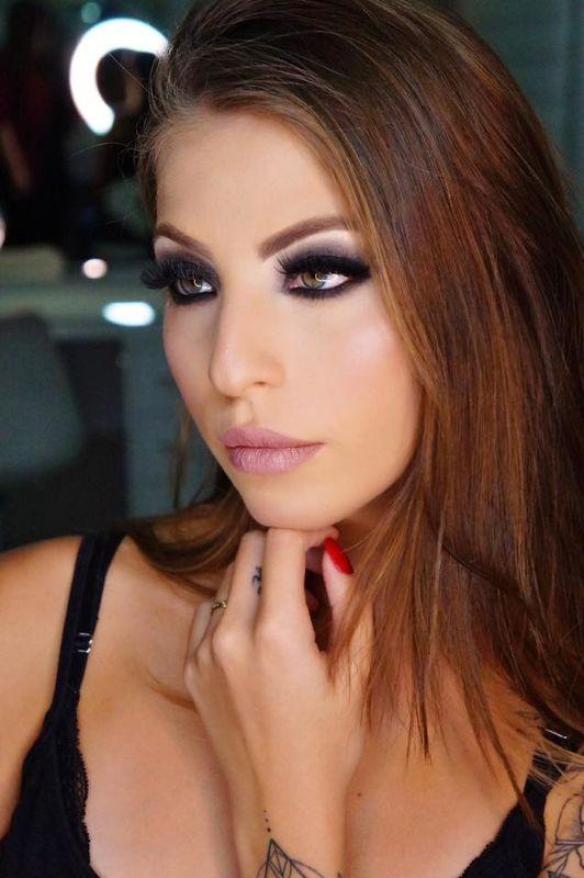 Janaine Codeiro Make Up