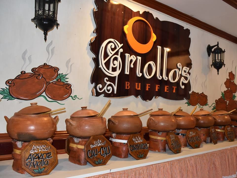 Criollos Buffet