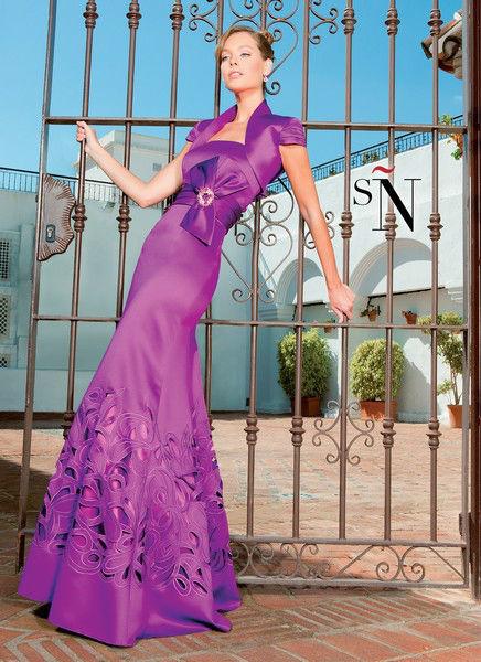 Sonia Peña, trajes de fiesta