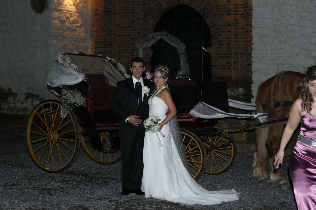 boda Javier y Nidia