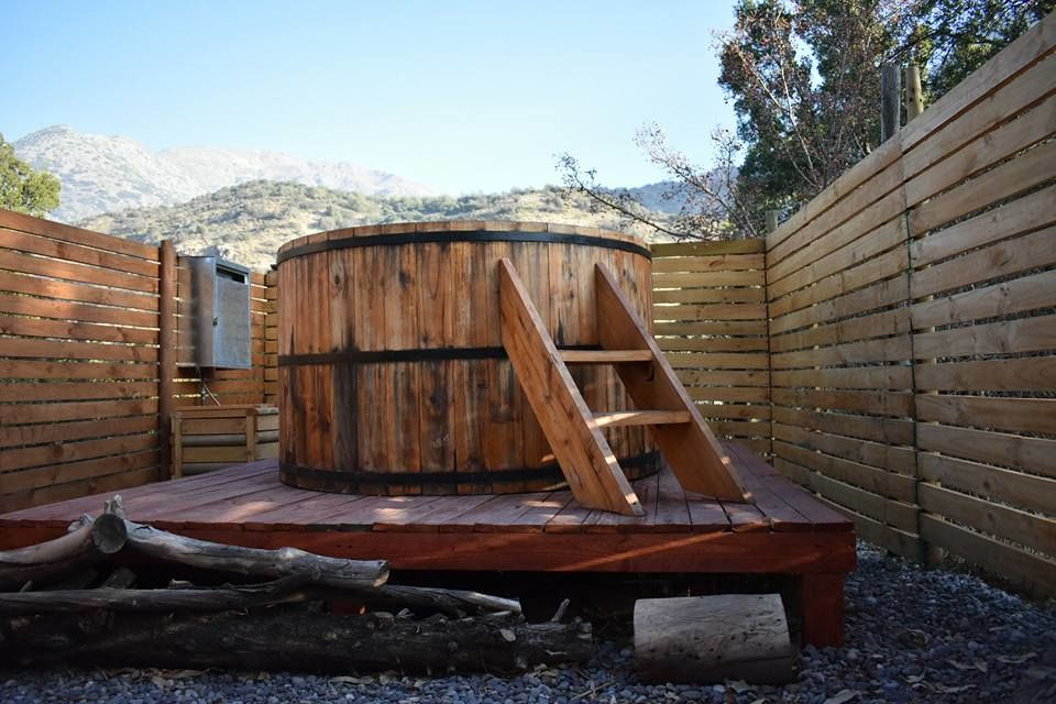 Lodge del Maipo