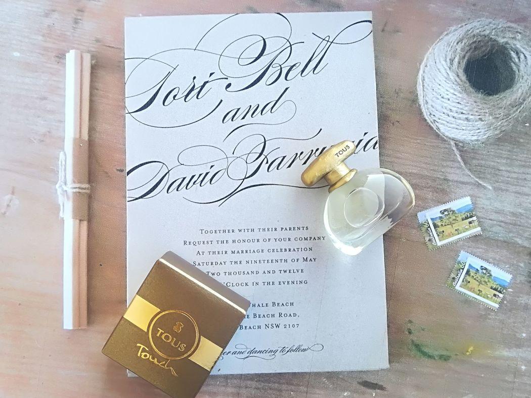 Nuptalia, mini perfumes para vuestros invitados