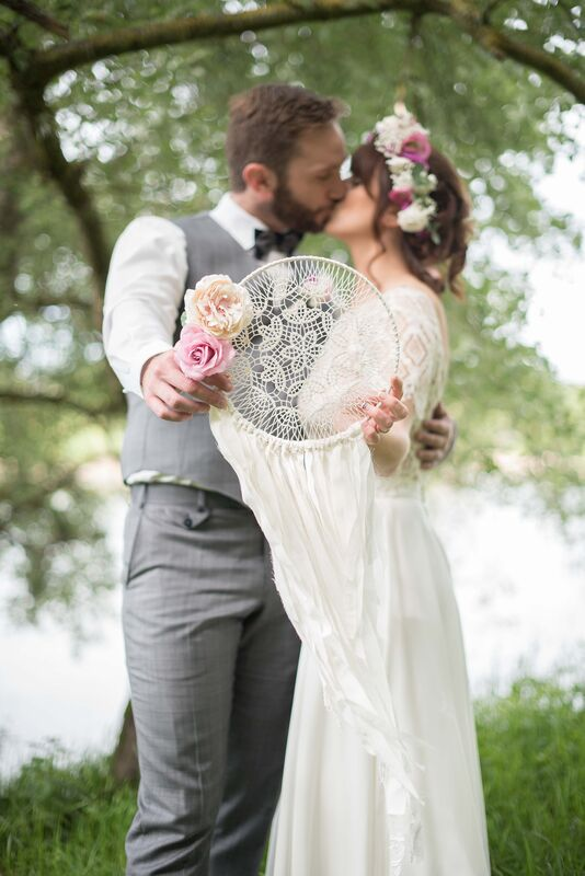 Mariage Boho Chic