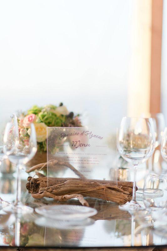 Mariage en Corse - Matières naturelles et dentelles - 2016