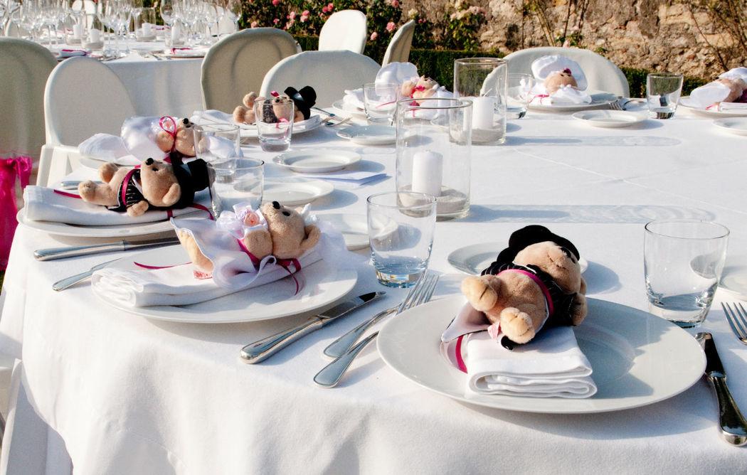 Nozze di Giorgia - tavolo bimbi