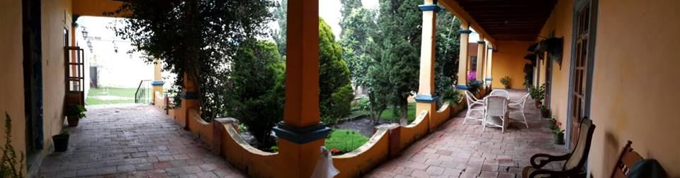 Hacienda San Antonio Tepetzala